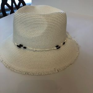78c3eada41b1d Tommy Bahama Accessories - Tommy Bahama Sunset Palms Bucket Hat in white